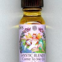 Suns Eye Come to Me Oil perfume fragrance wicca spells
