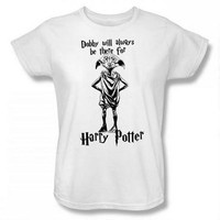 Harry Potter Dobby Will Always Be There Women's Relaxed Fit T-Shirt   HarryPotterShop.com