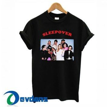 Clueless Cast Sleepover T Shirt Women And Men Size S To 3XL