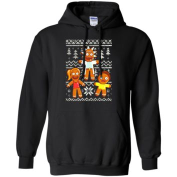 Fantastic Incredible Awesome Cookie Rick Marry christmas sweater funny Pullover Hoodie 8 oz.