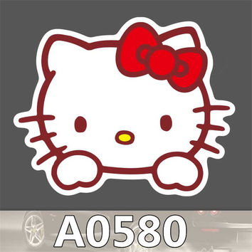 0580 Hot Fashion Mixed stickers for kids Home decor on laptop sticker decal fridge skateboard cut doodle sticker toy stickers