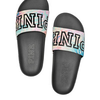 Single Strap Slides - PINK - Victoria's Secret