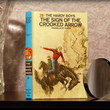 The Hardy Boys: The Sign of the Crooked Arrow (1970)