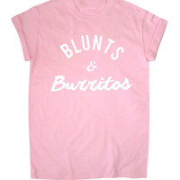 Blunts & Burritos T-Shirt