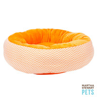 Martha Stewart Pets® Chevron Bed | Beds | PetSmart