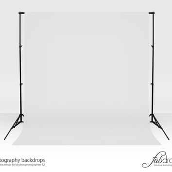 Vinyl Photography Backdrop Comes In Fog Grey Photo Backdrop Vinyl Material Perfect For Studio, Baby, Kids, Photo Shoot Solid Color (FD1811)