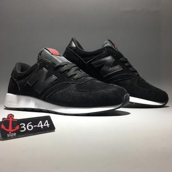 Fashion Online New Balance 420 Unisex Sport Casual N Words Sneakers Couple Fashion Running Shoes