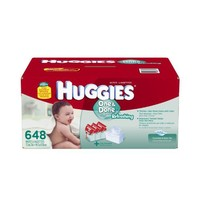 Huggies One and Done Refreshing Baby Wipes Refill, 648 Count   deviazon.com