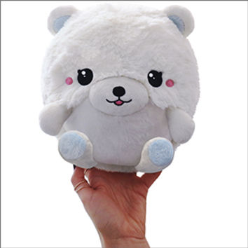 Mini Squishable Baby Polar Bear