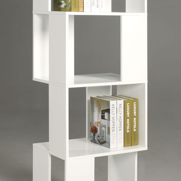 All Side Open Modern Book Shelf