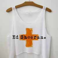 Ed Sheeran Plus tank top