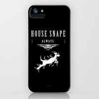 Game of Thrones/Harry Potter: House Snape iPhone & iPod Case by Macaluso