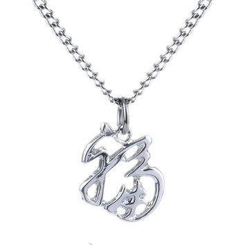 Luck Chinese Symbol Necklace