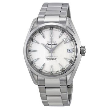 Omega Seamaster Aqua Terra Stainless Steel Mens Watch 231.10.39.21.02.002