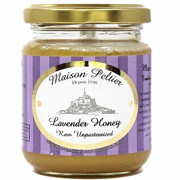 Maison Peltier, French Lavender Honey, Extra Large, 17.6 oz. (500g)