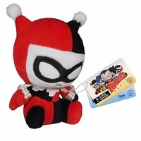 Batman Harley Quinn Mopeez Plush DC Comics Funko Pop! Plush