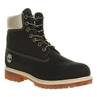 Timberland 6 IN BUCK BOOT NAVY NUBUCK Shoes - Mens Boots Shoes - Office Shoes