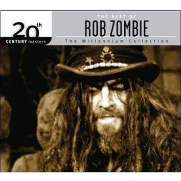 20th Century Masters: Millennium Collection | Rob Zombie | New CD