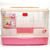 Marcan rabbit cage 760 pink MR-312