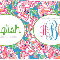 Personalized Binder Cover Printables