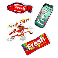 Fresh Elites Original Sticker Pack