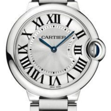 Cartier - Ballon Bleu 36mm - Stainless Steel