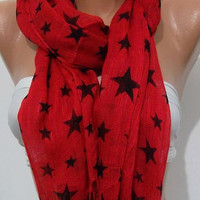 ON SALE Elegant and soft scarf - Cotton Scarf