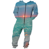 Sunset onsie/ jumpsuit