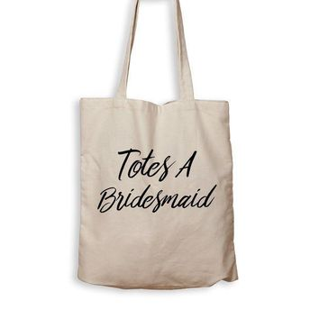 CREYMS2 Totes A Bridesmaid - Tote Bag