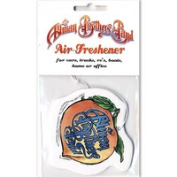 Allman Brothers - Peach Air Freshener