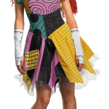 Women's Costume: Sassy Sally | Medium