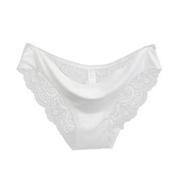 Women lace Panties Seamless Cotton Panty Hollow briefs Underwear Crop Floral Cami Padded Tank sexy Bac