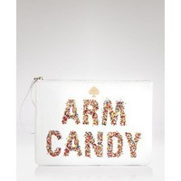 "Kate Spade New York Pouch - Sprinkles ""Arm Candy"""