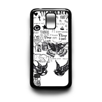 One Direction Harry Style Tattoos Samsung S5 S4 S3 Case By xavanza