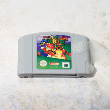Nintendo 64 Cartridge Soaps | FIREBOX