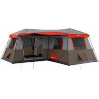 10 - 12 Person Best Camping Hiking Fishing Outdoor Waterproof Family Instant Tent w Floor