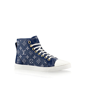 Products by Louis Vuitton: Punchy Sneaker Boot