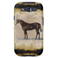 Brown Horse Galaxy SIII Cover