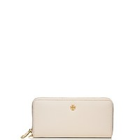 Tory Burch York Zip Passport Continental Wallet