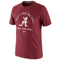 Nike Alabama Crimson Tide Fight Song T-Shirt - Crimson