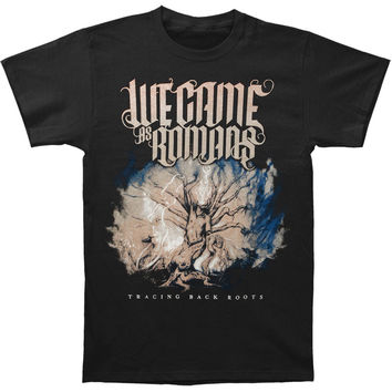 We Came As Romans Men's  Tracing Back Roots T-shirt Black