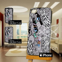 Bob Marley Quote Design iPhone 4, iPhone 4s, iPhone 5, Samsung Galaxy S3, Samsung Galaxy S4 Case