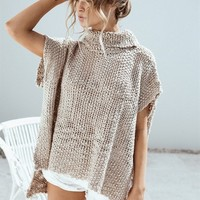 Karina Turtleneck Knit - Knitwear by Sabo Skirt