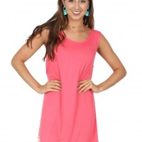 Summer Lovin' Dress in Strawberry | Monday Dress Boutique