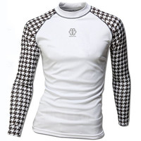 Quick Dry Long Sleeve Outdoors Casual T-shirts [6581633543]