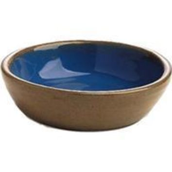 Ethical Stoneware Dish - Cat/reptile Stoneware Saucer