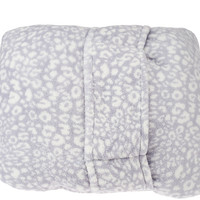 Vera Bradley Fleece Travel Blanket/Pillow — QVC.com