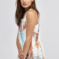 Opal Marley Tank in Opal by The Upside | Tops | BANDIER