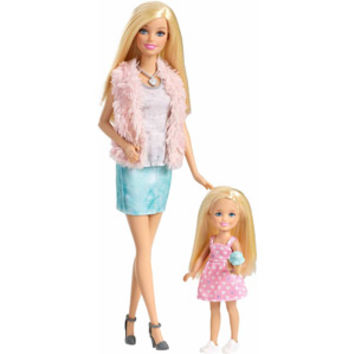 Walmart: Barbie Sisters 2-Pack Barbie and Chelsea Dolls