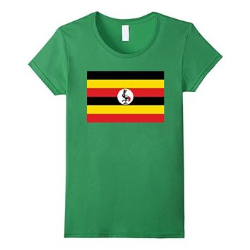 Flag of Uganda T-Shirt